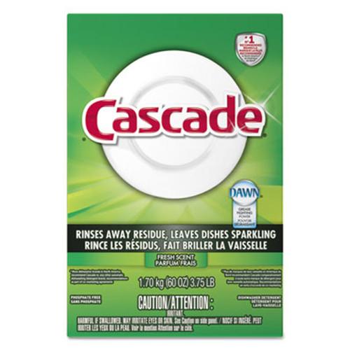 Cascade Automatic Dishwasher Powder, Fresh Scent, 60 oz Box (PGC95787EA)