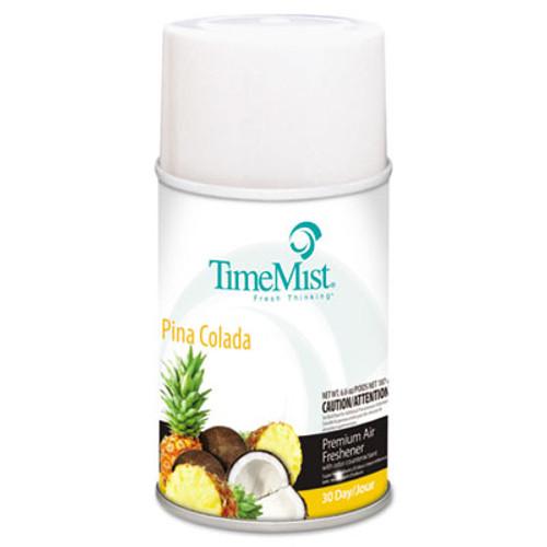 TimeMist Metered Fragrance Dispenser Refill, Pina Colada, 6.6 oz, Aerosol (TMS1042690EA)