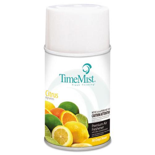 TimeMist Metered Fragrance Dispenser Refill, Citrus, 6.6oz, Aerosol (TMS1042781)