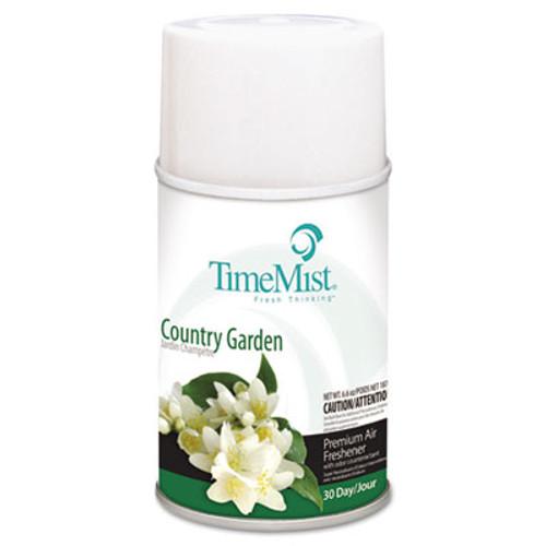 TimeMist Metered Fragrance Dispenser Refill, Country Garden, 6.6oz Aerosol (TMS1042786EA)