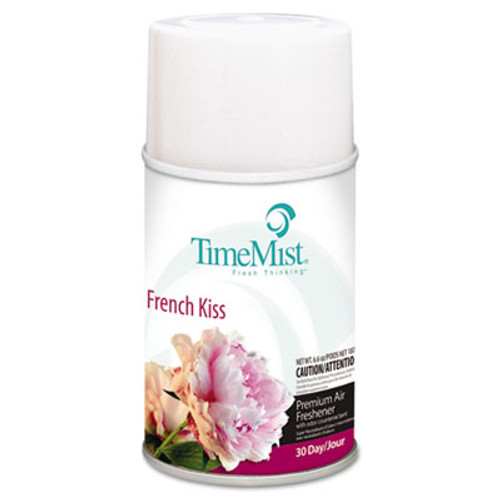 TimeMist Metered Fragrance Dispenser Refill, French Kiss, 6.6oz, Aerosol (TMS1042824EA)
