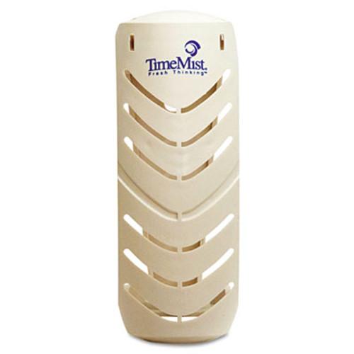 TimeMist TimeWick Automatic Dispenser, 2 1/4w x 3 1/4d x 5 3/4h, White (TMS1044155)