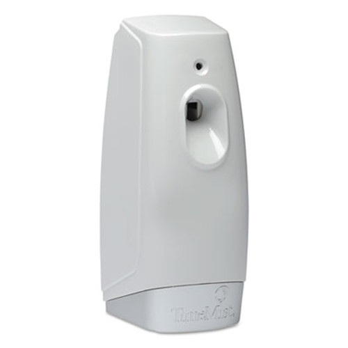 "TimeMist Settings Fragrance Dispenser, White, 3 3/8""W x 3""D x 7 1/2""H (TMS1047824EA)"