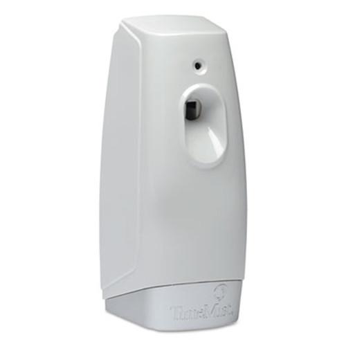 """TimeMist Settings Fragrance Dispenser, White, 3 3/8""""W x 3""""D x 7 1/2""""H (TMS1047824EA)"""