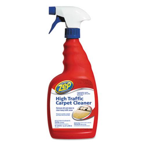 Zep Commercial High Traffic Carpet Cleaner, 32 oz Spray Bottle (ZPE1044998)