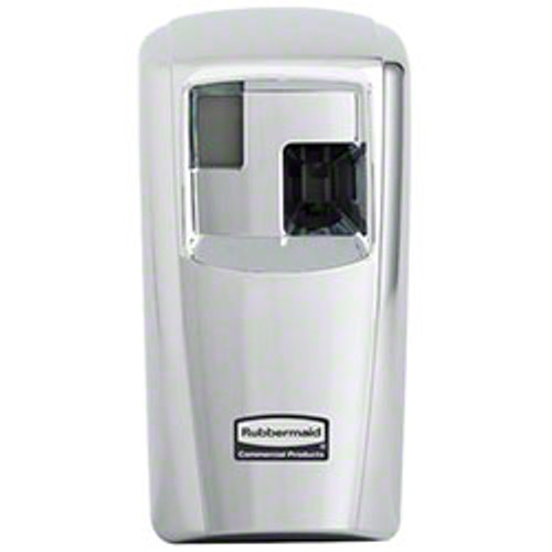 Rubbermaid Microburst 3000 LCD Dispenser - Chrome