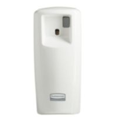 Rubbermaid Standard Aerosol LCD Dispenser - White