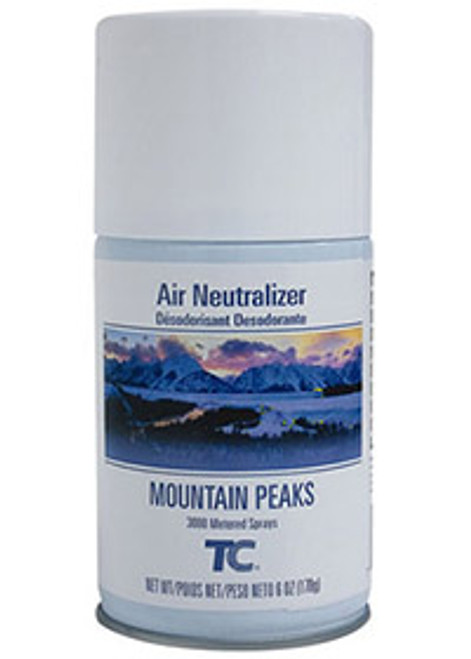 Rubbermaid Standard Size Refills (Case of 12) - Mountain Peaks