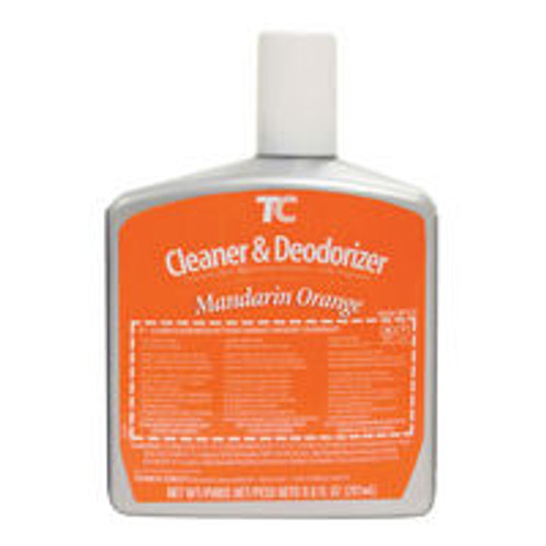 Rubbermaid AutoClean Mandarin Orange Cleaner & Deodorizer Refills (Case of 6)