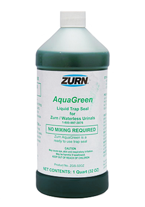 Zurn Z5795 Waterless Urinal 32oz AquaGreen Sealant Refill