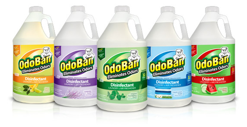 Odoban : Clean, Disinfect, and Sanitize In One Product
