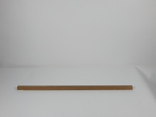 "Solid Teak Lumber Plank-7/8 x 7/8 x 30"" (2.5 feet)"