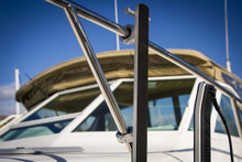 SUPRAX can install on angled stanchions