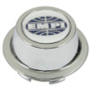 Empi 10-1106 Extra Tall Replacement Chrome Center Cap For Sprintstar/Riviera/914 Wheel