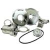 Empi 9451 Alternator Kit With Pulley & Belt 12 Volt 75 Amp For Air-Cooled Volkswagen