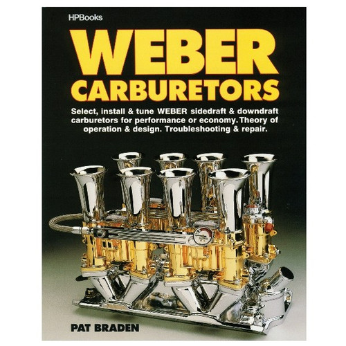guide to weber carburetors by pat braden shop manual dune buggy rh mooreparts com weber carburetors owners workshop manual pdf weber carburetors owners workshop manual