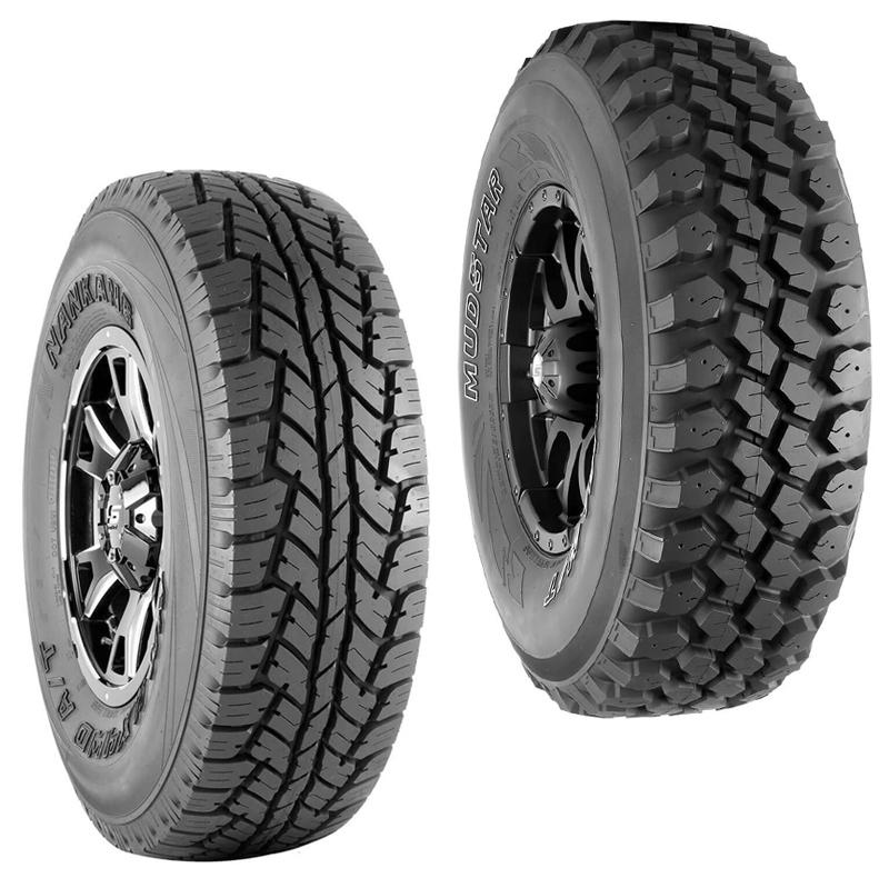 All Terrain Off Road Tires