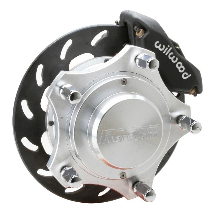 Rear Micro Stub Disc Brake Kits 5 Lug Vw