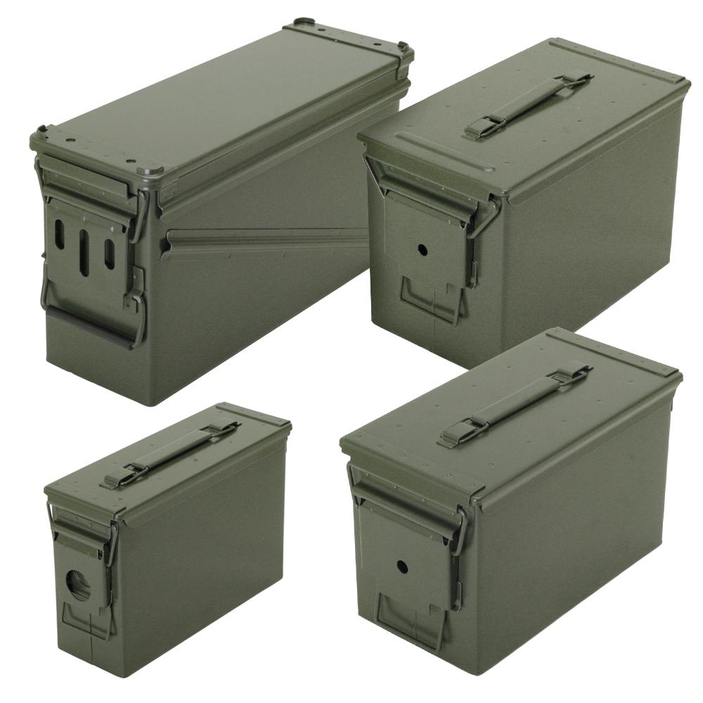 Ammo Box Or Tool Box