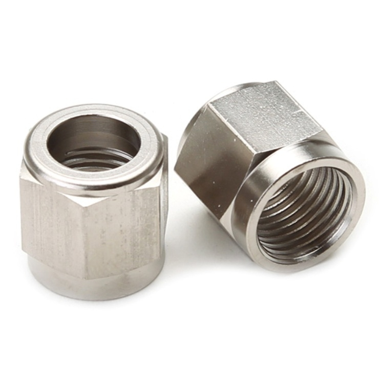 AN Hard-Line Tube Nuts & Sleeves