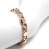 Magnetic  bracelet Jewelry Novoa Women 's  Rose Gold  B185QM-0
