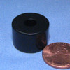 "N42 3/4""OD x 1/4""ID x 1/2"" Neodymium Rare Earth Ring Magnet Epoxy Coated"