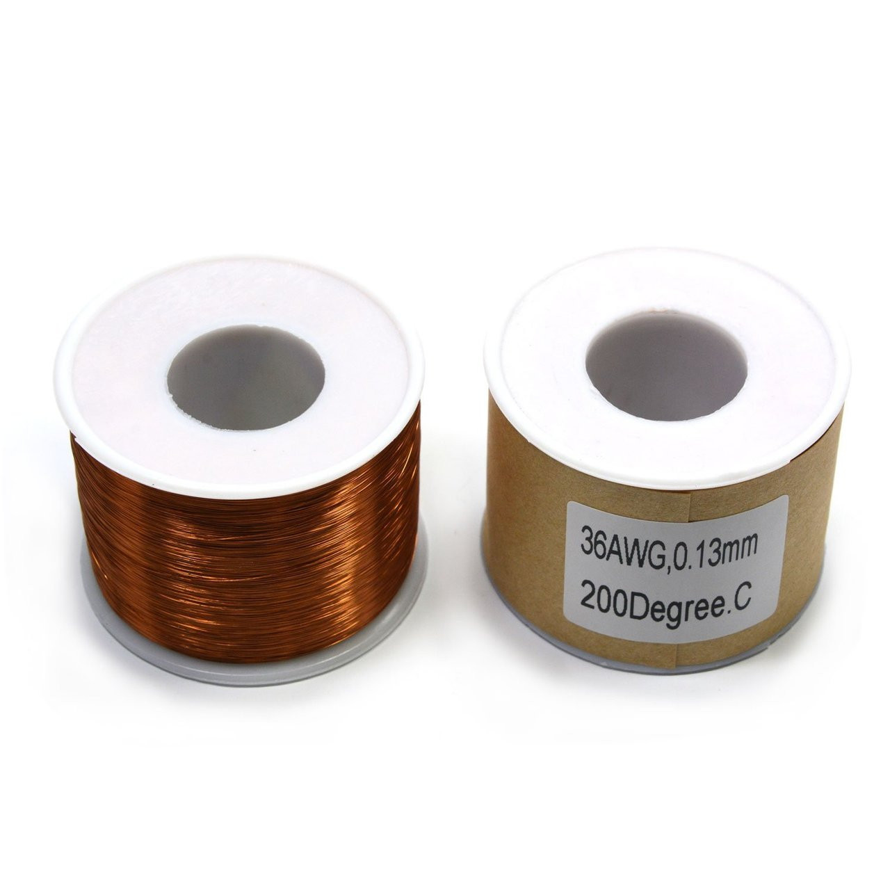 Magnet wire 1Lb Spool of 36 AWG Magnet Wire 36AWG-1
