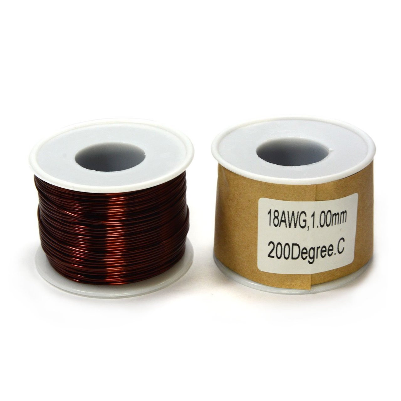 Magnet wire 1Lb Spool of 18 AWG Magnet Wire (MW-18AWG-1)
