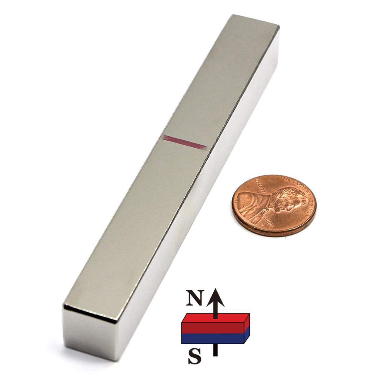 Neodymium Bar Magnets | CMS Magnetics