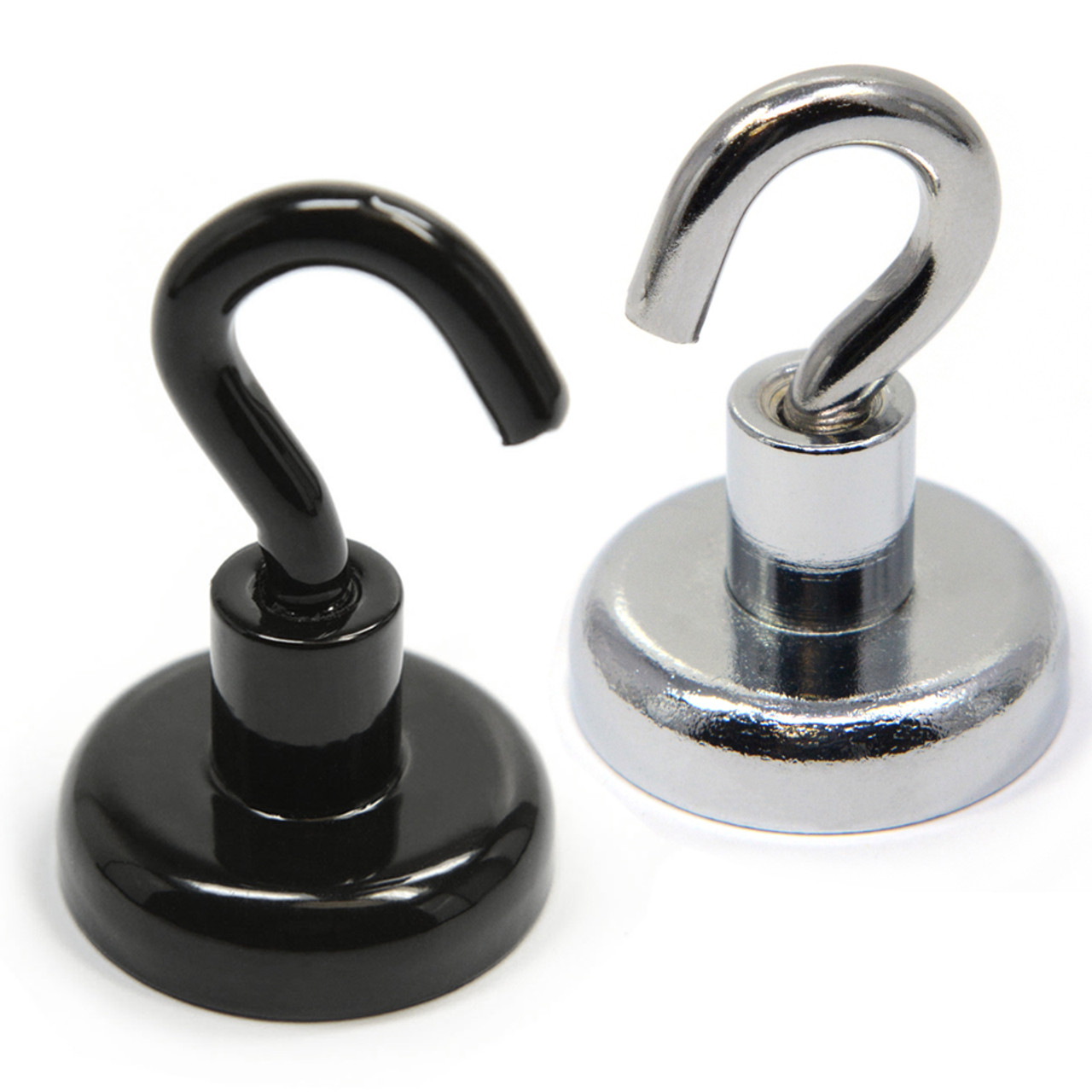 Magnetic Hooks 40 Pound 4 Pieces (MHNP-25)