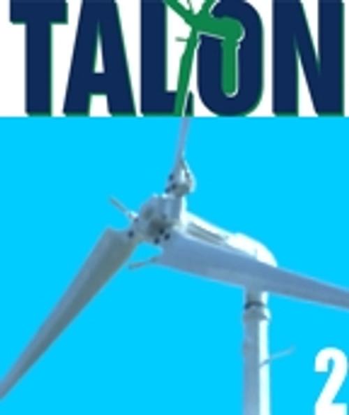 Wind Turbine System TALON2 2KW  Grid-Tied - LIQUIDATION