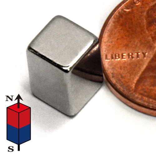 N50 NdFeB Rare Earth Magnets