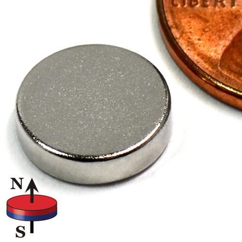"3/8""X1/10"" NdFeB Rare Earth Magnets"