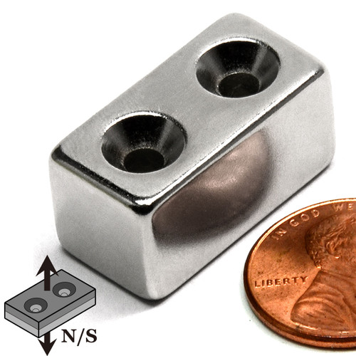 Rectangle Countersunk