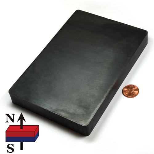 Slab Ceramic Magnets
