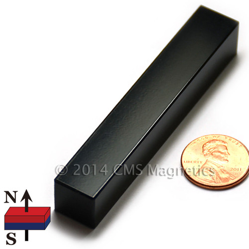 Neodymium Magnet Epoxy Coated
