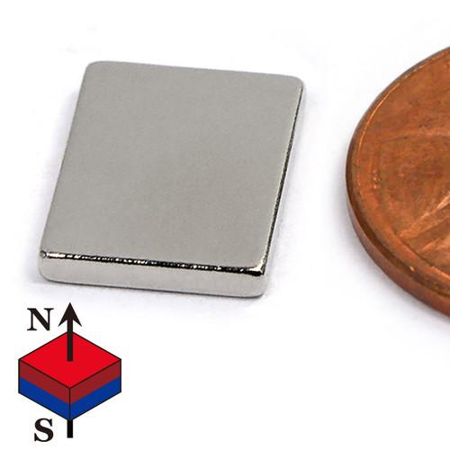 Block Neodymium Magnet