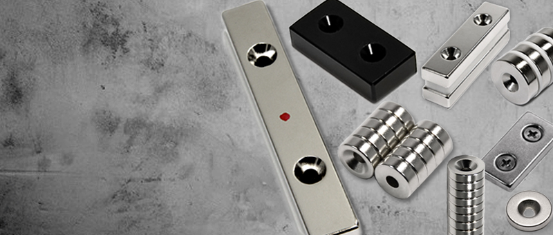 Countersunk Neodymium Magnets  all super strong magnets