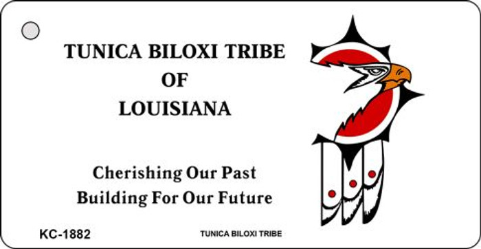Tunica Biloxi Tribe Novelty Key Chain