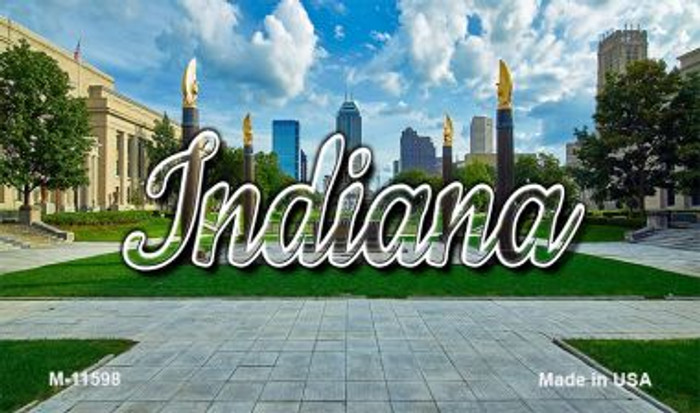 Indiana Sunny Park Magnet M-11598