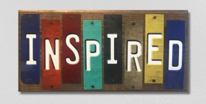 Inspired Fun Strips Novelty Wood Sign WS-087
