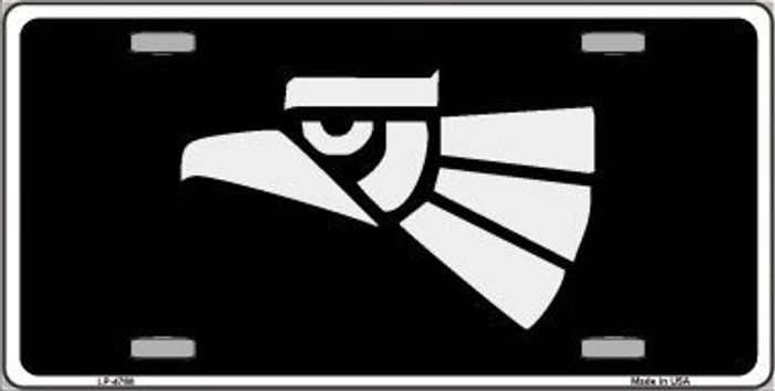 Made In Mexico Eagle Metal Novelty License Plate LP-4768