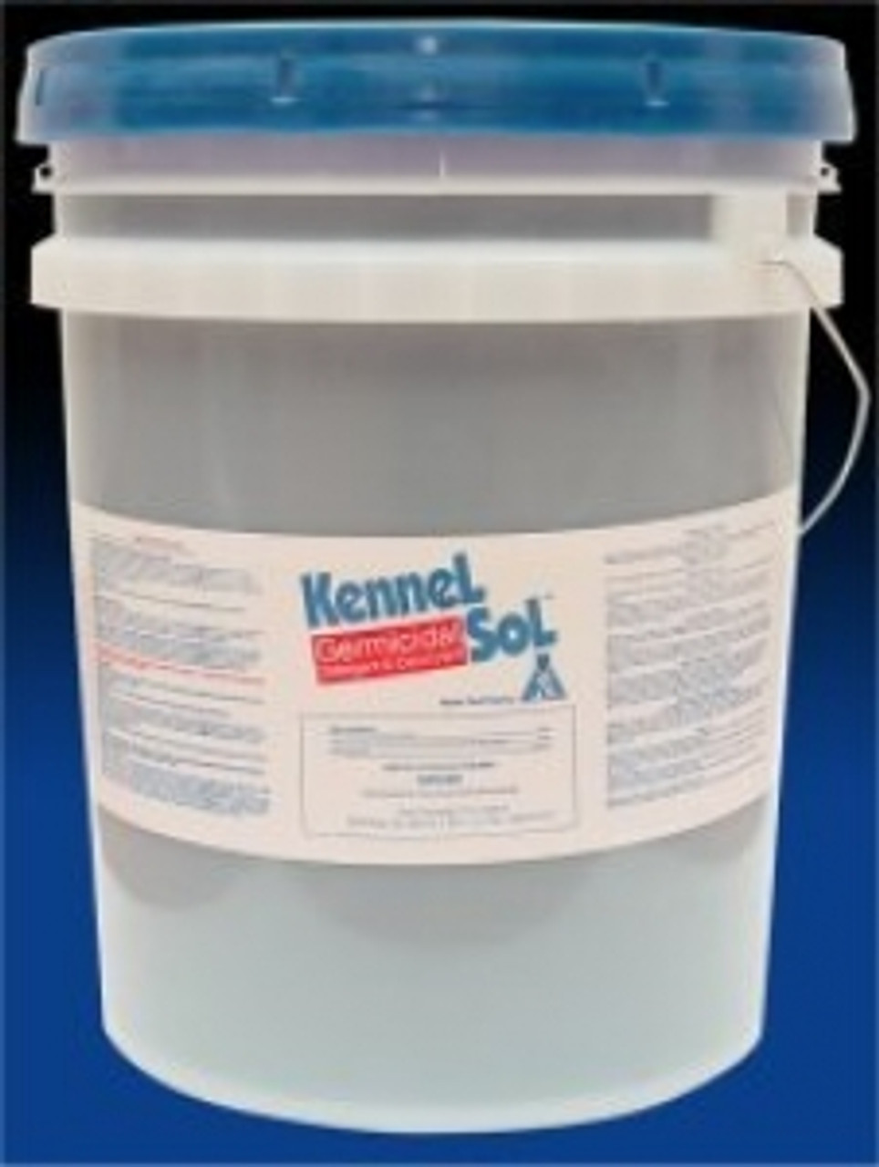 KENNELSOL DISINFECTANT 5 GAL (FOB)