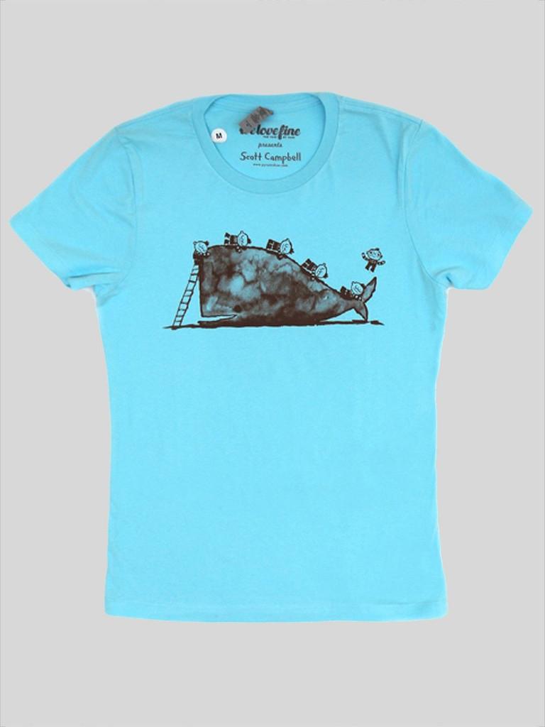 Whale Hug Shirt