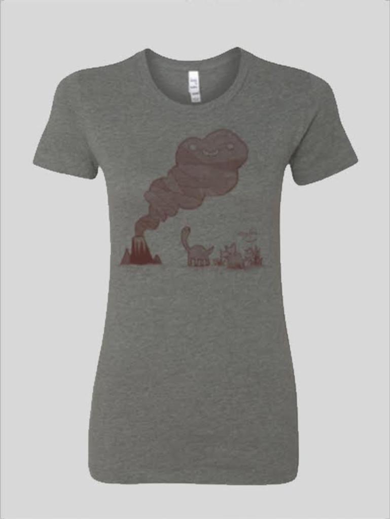 Volcano Shirt