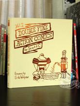 Double Fine Action Comics: Volume 2 (hardcover)