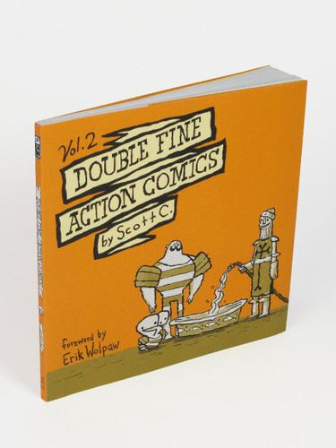 Double Fine Action Comics: Volume 2