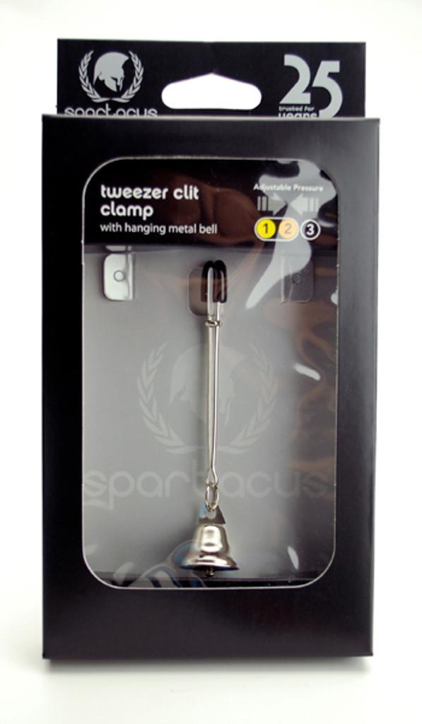 Adjustable Tweezer Bell Clit Clamp
