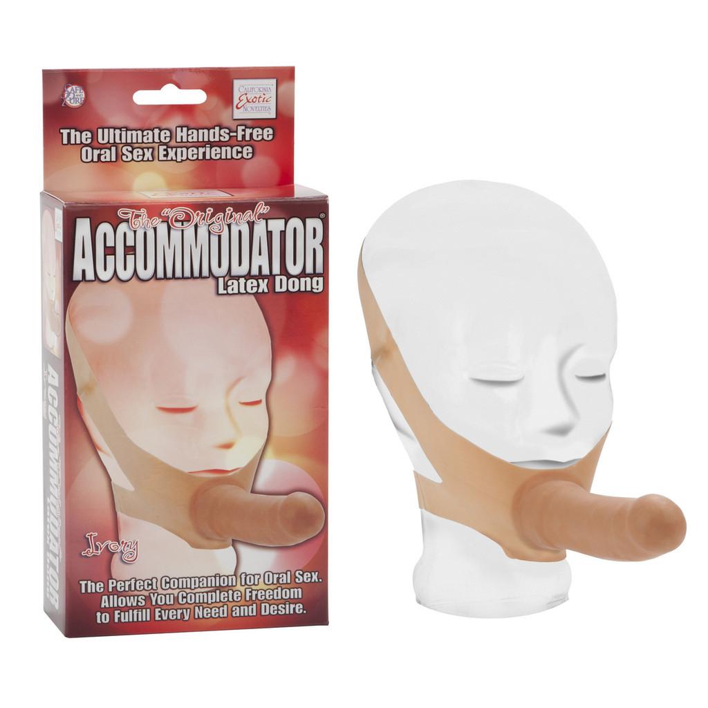 Accommodator Latex Dong - Ivory