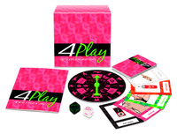 4 Play Game - New Edition